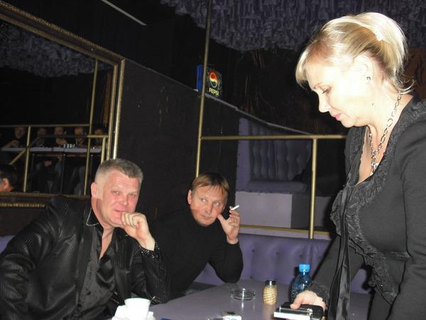 Саша Адмирал, Александр Пашанов, Татьяна Когут