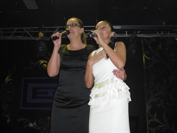 Алиса Шер и Афина