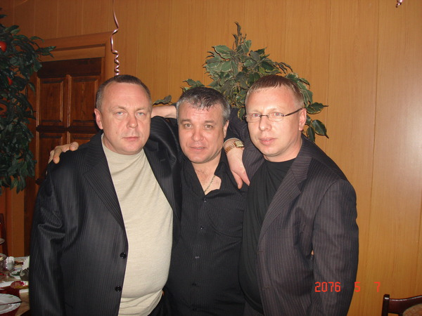 брат Александр, А. Дюмин, Владимир Двинской