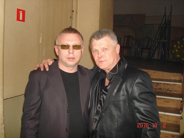 Владимир Двинской и Саша Адмирал