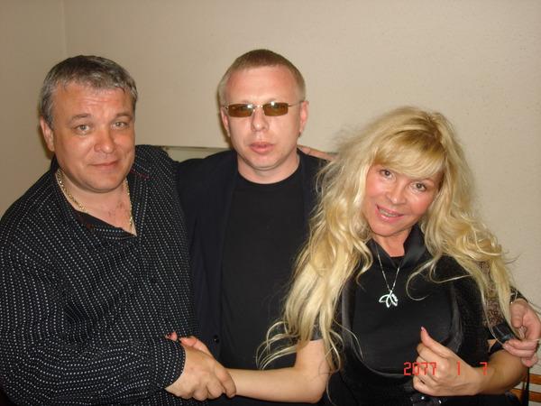 Александр Дюмин, Владимир Двинской, Таня Тишинская