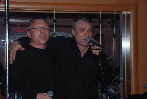 Владимир Двинской и Александр Дюмин