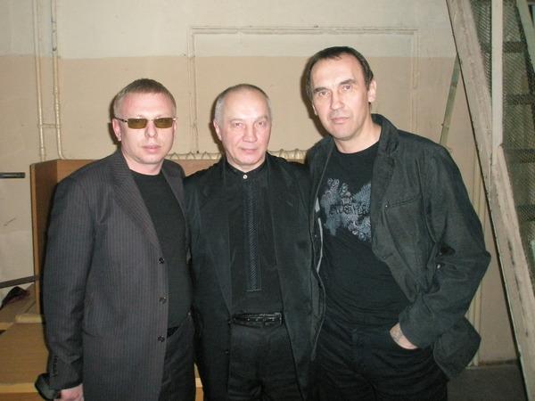 Владимир Двинской, Владимир Окунев, Ильдар Южный