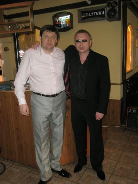 Игорь Слуцкий и Владимир Двинской