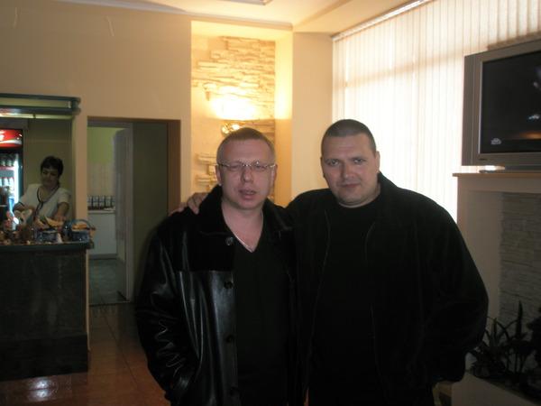 Владимир Двинской и Александр Звинцов