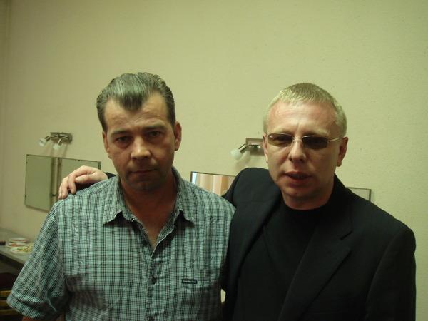 Сергей Север и Владимир Двинской