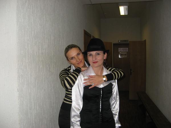 Жанна Мурр и САНА