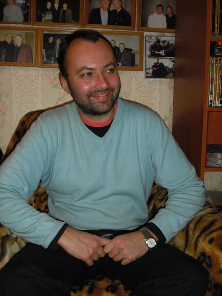 Максим Кравчинский
