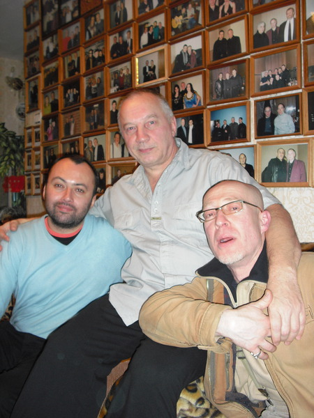 Максим Кравчинский, В. Окунев, Владимир Шиленский