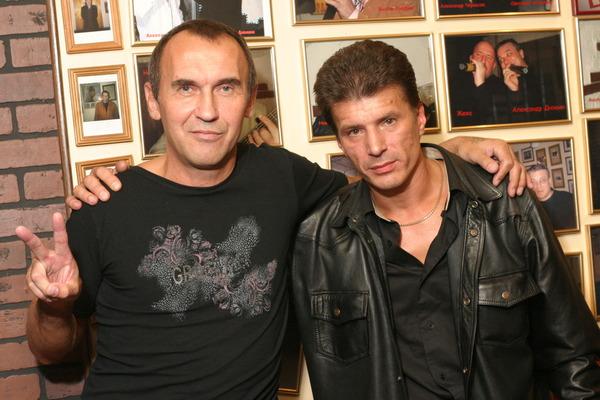 с Денисом Стрельцовым