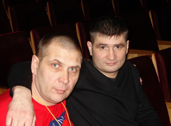 Олег Андрианов и Павел Ростов