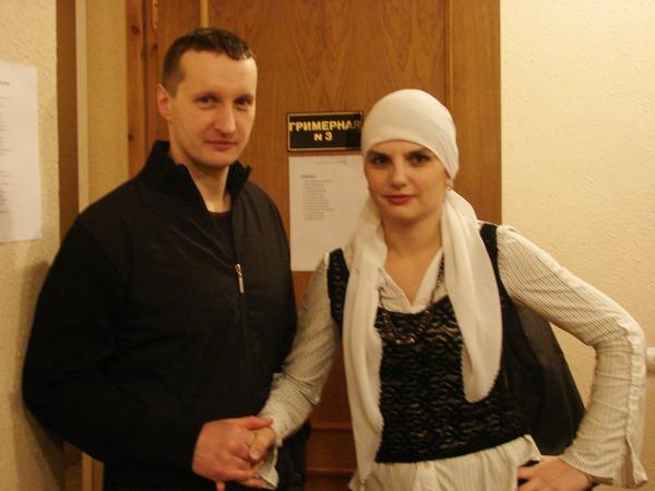 Алексей и Анна Ниткины