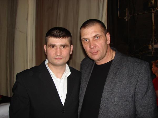 Павел Ростов и Олег Андрианов