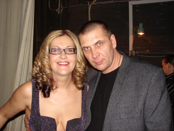 Алиса Шер и Олег Андрианов