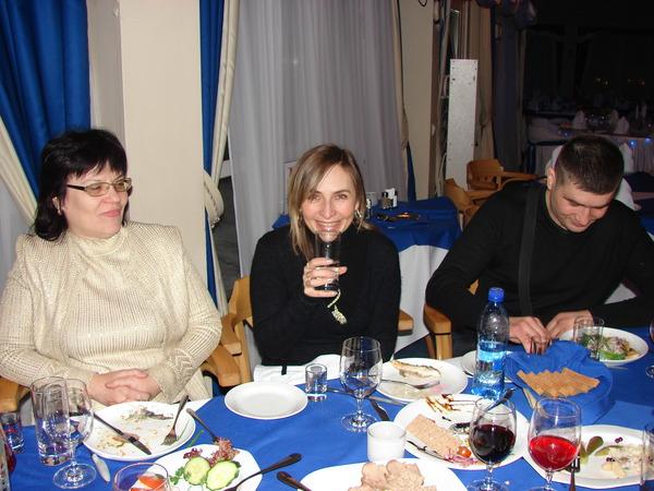 Ольга Воробьёва, Марина и Павел Ростов