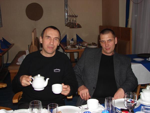 Ильдар Южный и Олег Андрианов