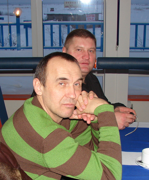 Ильдар Южный и Сергей Новиков