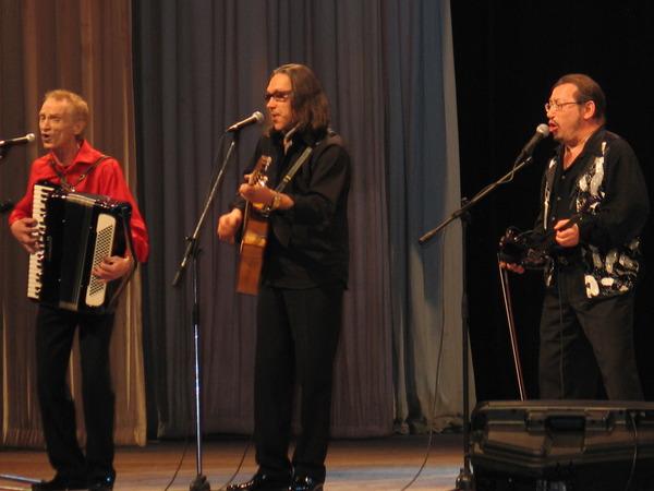Виктор Смирнов, Андрей Егоров и Алексей Дулькевич