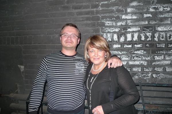 Николай Орловский и Вероника