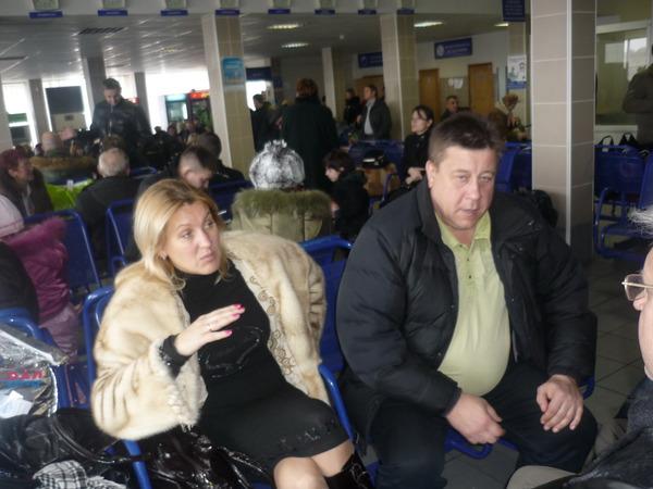 Светлана Питерская и Игорь Буржуй