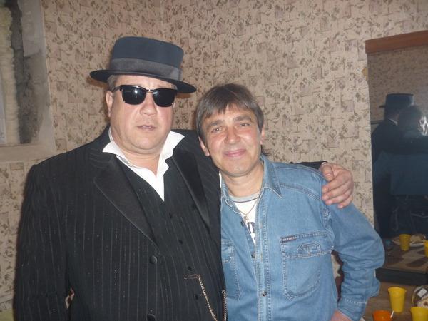 Игорь Буржуй и поклонник