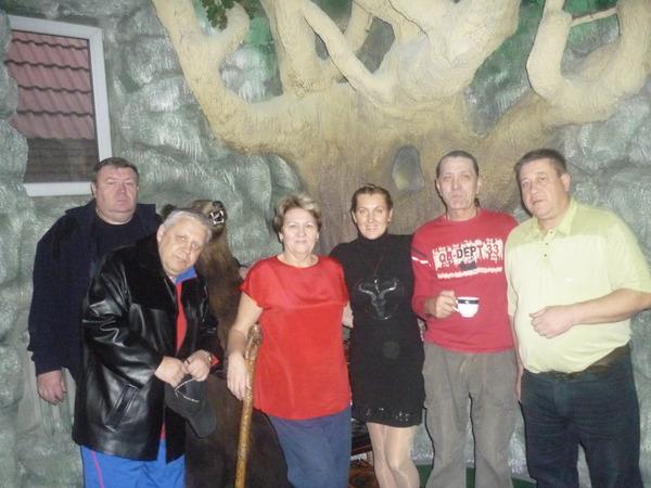 С друзьями в г. Красноярске