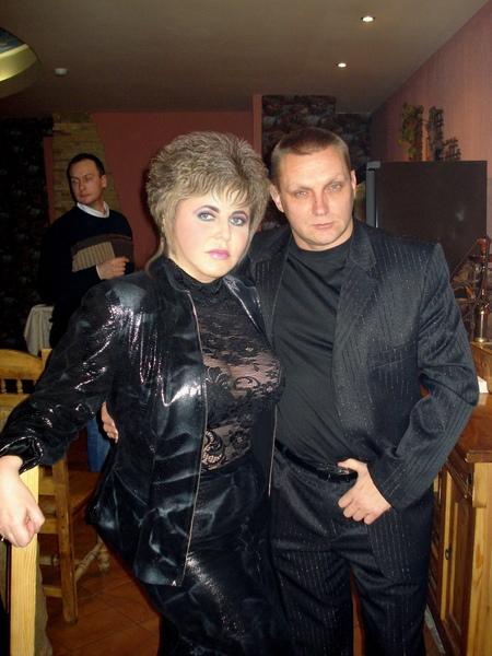 Эльвира и В. Рябов