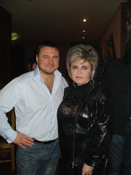 Руслан Казанцев и Эльвира