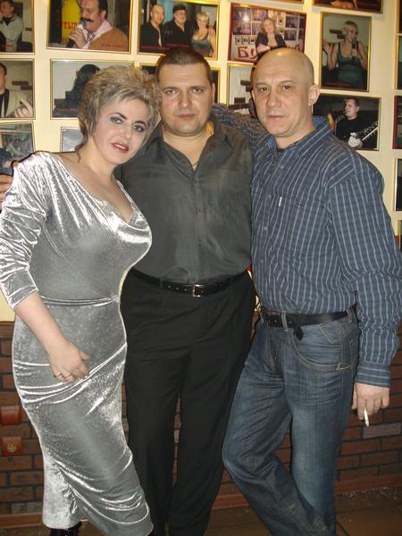 Эльвира, А. Звинцов и А. Черкасов