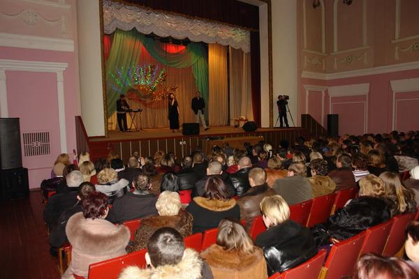 Дуэт Вера Снежная и Алексей Князев