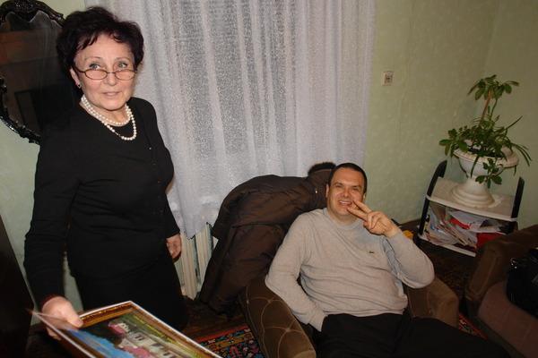 Голобурда Татьяна Николаевна и Алексей Князев