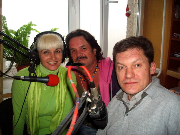 "на радио ""Одесса-мама"""