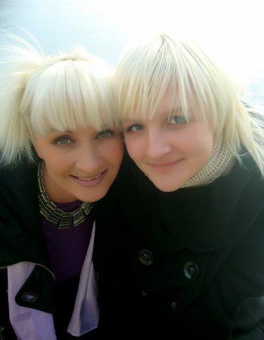 Светлана и Маша Малаховы