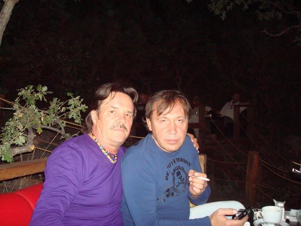 А. Панчик и Е. Кемеровский