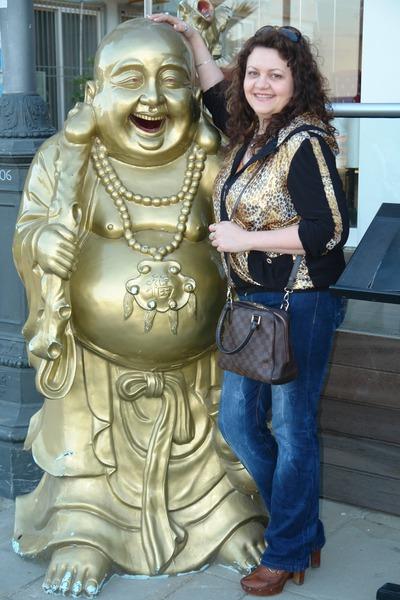 весёлый Будда и Вера Снежная