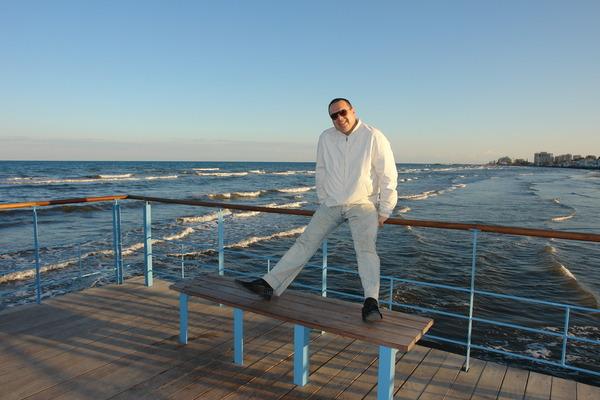 морское настроение Алексея Князева