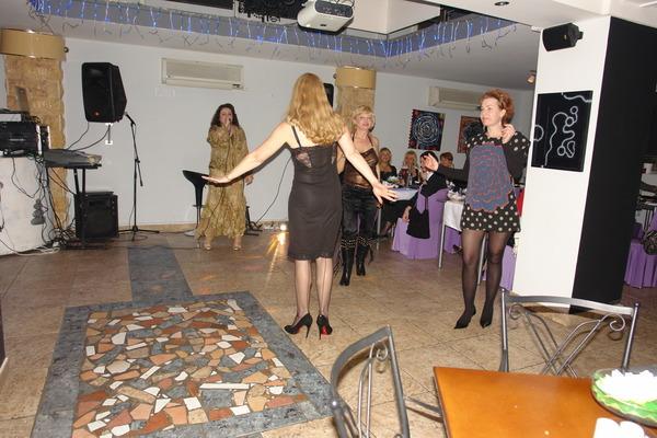 танцы, танцы, танцы...