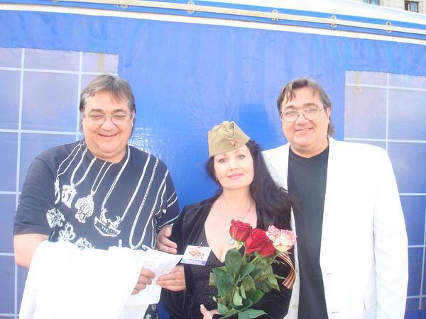 Наталья и братья Радченко