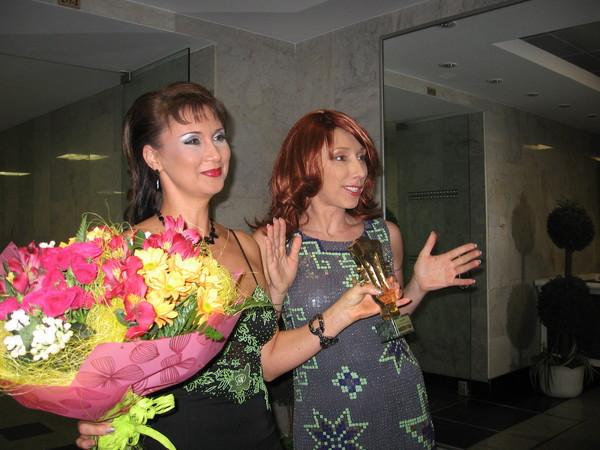 Аня Воробей и Елена Воробей