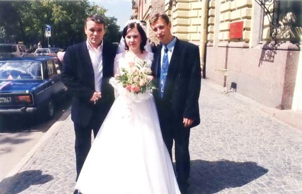 Александр Дюмин, Оксана и Андрей Булаковы, Санкт-Петербург