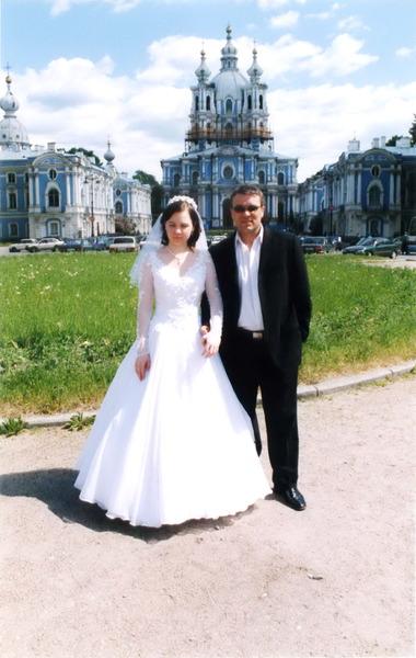 Оксана Булакова и Александр Дюмин, Санкт-Петербург