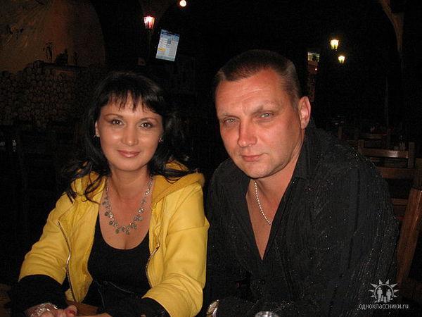 Аня Воробей и Вадим Рябов