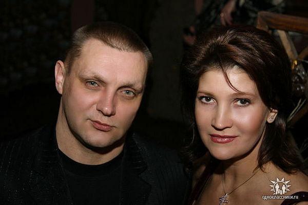 Вадим Рябов и Любовь Шепилова