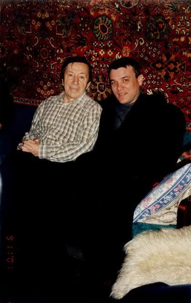 Сергей Иванович Маклаков и Александр Дюмин
