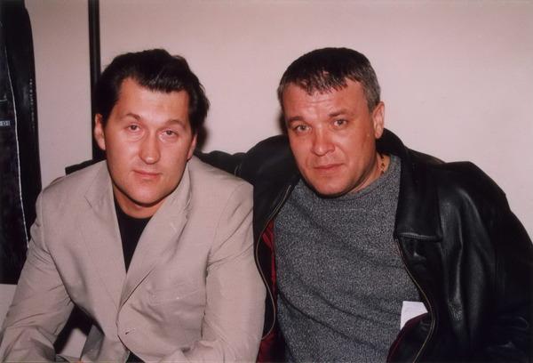 Владимир Черняков и А. Дюмин