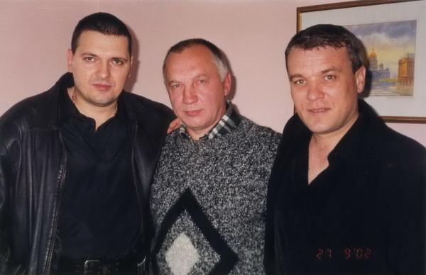 А. Звинцов, В. Окунев, А. Дюмин