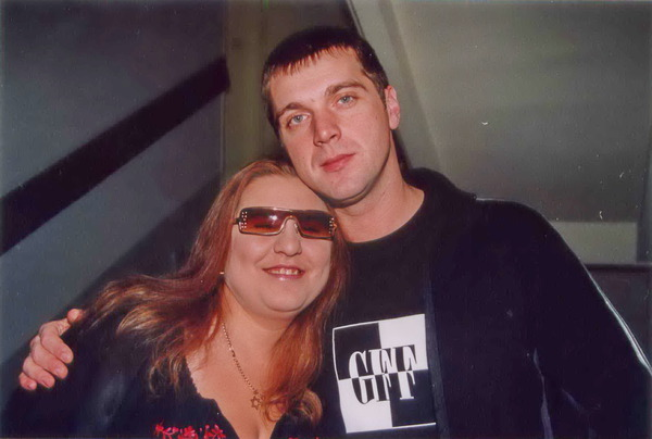 Катя Огонёк и Сергей Куприк