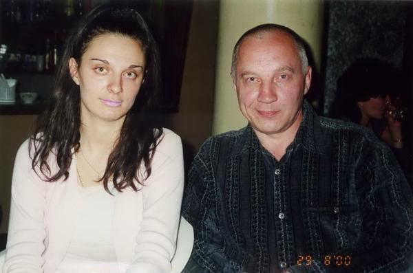 Елена Ваенга и В. Окунев