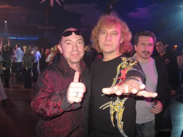Олег Пахомов и Александр Добрынин