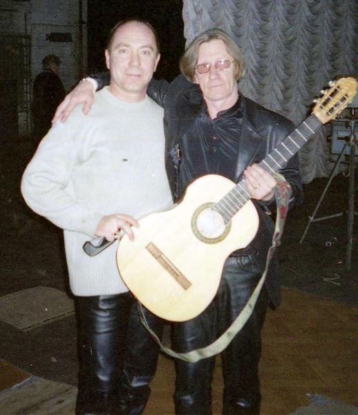 с Александром Кавалеровым